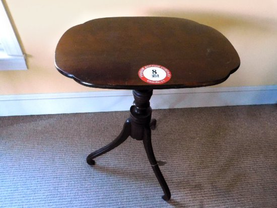 Cherry Candle Stand