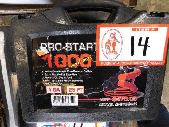 ProStart 10000 1-Ga., 25' Jumper Cables