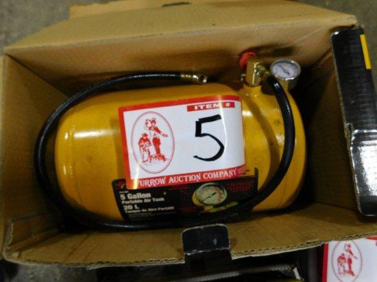 5-Gallon Portable Air Tank