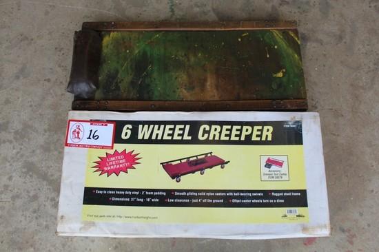 (2) Mechanics Creepers