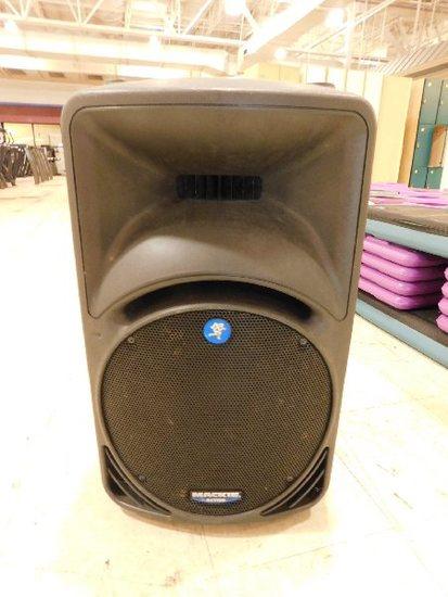 Mackie SRM 450 Amplier PA Speaker