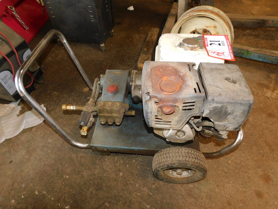 Honda 11 HP 2800 PSI Gas Engine Pressure Washer