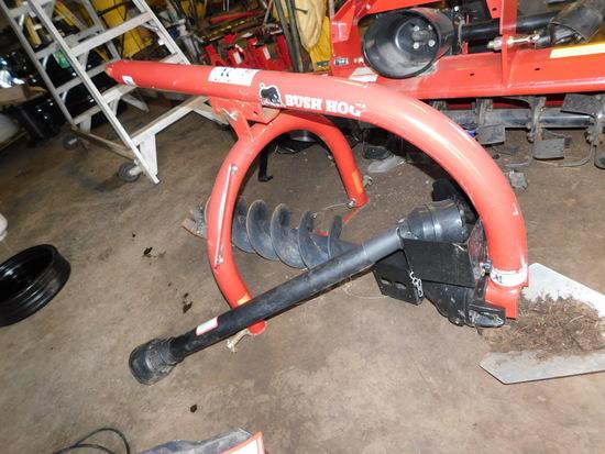 Bush Hog Mdl PHD2402 3PT Post Hole Digger/Auger