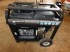 Frontier Industries Diesel Generator, 7500D, 7500 Watt