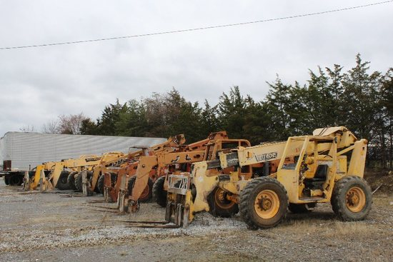 Online Only Contractor Equipment Auction