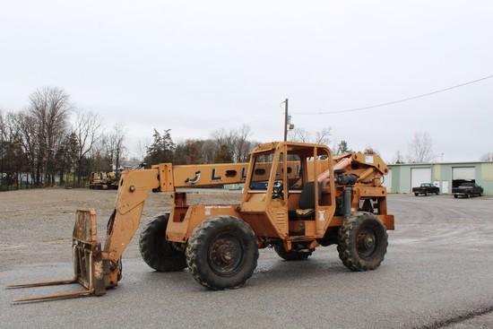 1997 Lull B644B 37 Telescopic Forklift