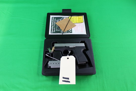 Kahr Arms Model PM9, 9mm Automatic, Extra Clip, s/n UA4697