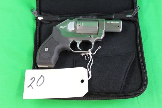 Kimber K6S Revolver, Hammerless 357 Magnum s/n RV015816