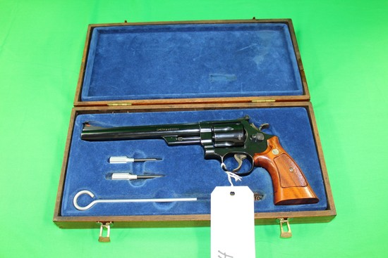 Smith & Wesson .44 Mag Revolver, Model 29-2, s/n N440549