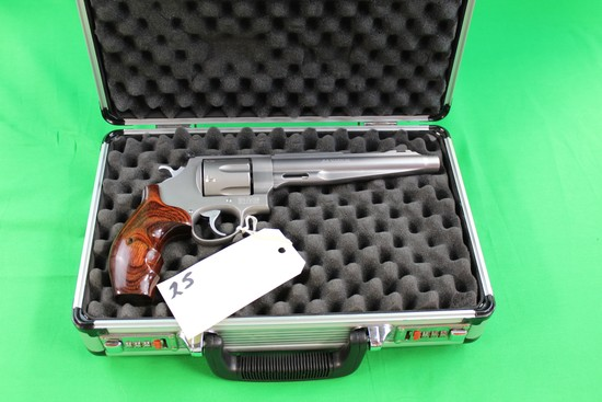 Smith & Wesson Model 629-6 Performance Center .44 Magnum Revolver, s/n HAA0259