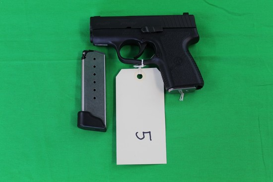 Kahr Arms 9M9, 9mm Automatic, Extra Clip, s/n VA8944