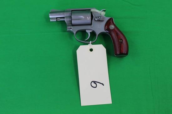"Smith & Wesson Model 60.3 ""Lady Smith"" .38 Revolver, s/n BDD3406"