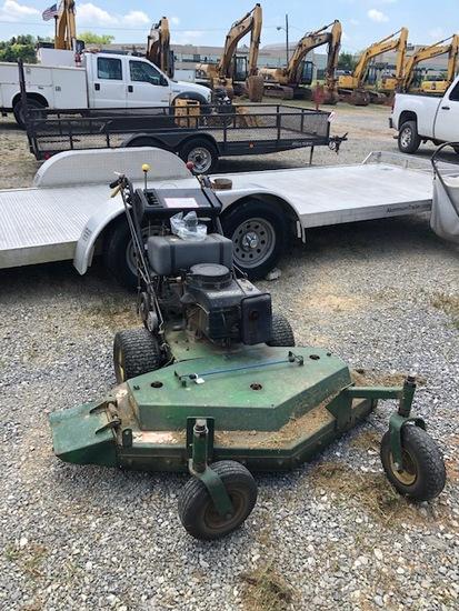 "John Deere 48"" Commercial Mower w/Sulky"