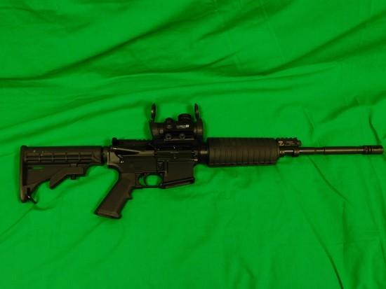 Adams Arms Model AA15 (AR Style)Semi-Automatic Rifle, .223/5.56 s/n AA00569