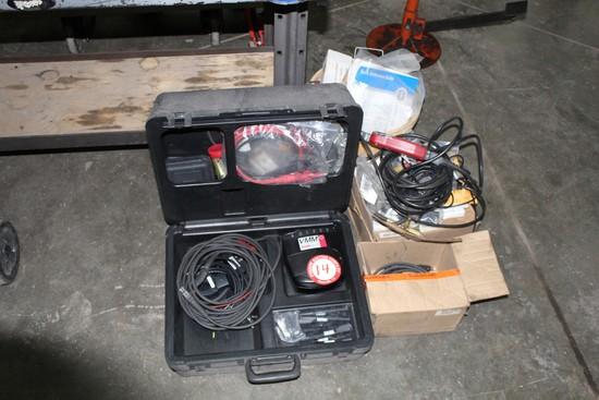 Various Rotunda Diagnostic  Equipment
