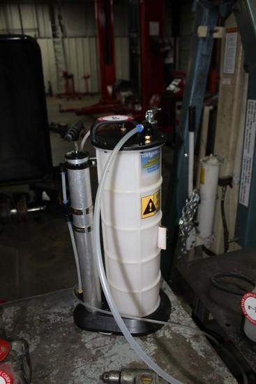 Mitybac Model MB7201 Fluid Evacuator Plus