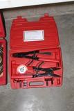 Internal/External Heavy Duty Circlip Plyer Set