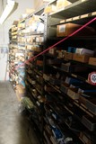 Contents of (5) Sections of Shelving, Hub Bearings, Cylinders, Slave Cylind