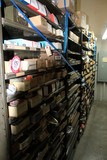 Contents of (5) Sections of Shelving, Various Ford & Motor Craft Parts, Rot