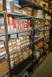 Contents of (3) Sections of Shelving, Various Brake Shoes, Lining Kits, Dis