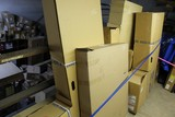 (8) Boxes of Various Ford Body Parts * Taxable
