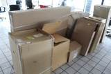 (11) Boxes of New Ford Motor Company Parts, Oil Coolers, Transmission Cover