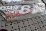 Kenny Wallace Nascar Ford Taurus Red Dog Front End Sheet Metal, Nascar Kenny