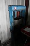 Hydraulic Shop Press, 20 Ton Capacity