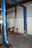Western Manufacturing Model WL-07 7000 lb. Capacity, 2 Post Automotive Lift