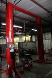 Rotary Lift Model SP018N310 18,000 lb. Capacity 2 Post Lift