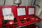 Contents of (3) Boxes Rotunda TKIT-2006U-F/FM Transmission Service Tools