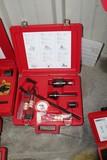 Rotunda TKIT-2000-F/FM/FLM Half Shaft Oil Seal Installers, Fifth Gear Remov