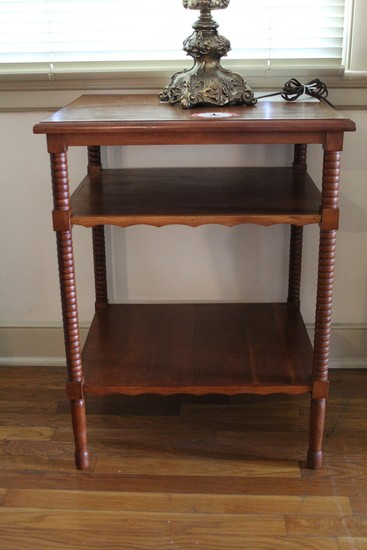 Jenny Lind Style Side Table