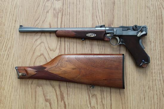 Firearms Auction on Behalf Of The Denton Estate