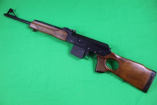 VEPR brand, model VPR 308-22 , caliber .308mm, s/n 1998C09424.  Made in Rus