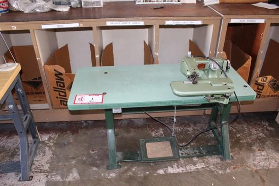 Rex Model 618-C-6 Blind Stitch Sewing Machine