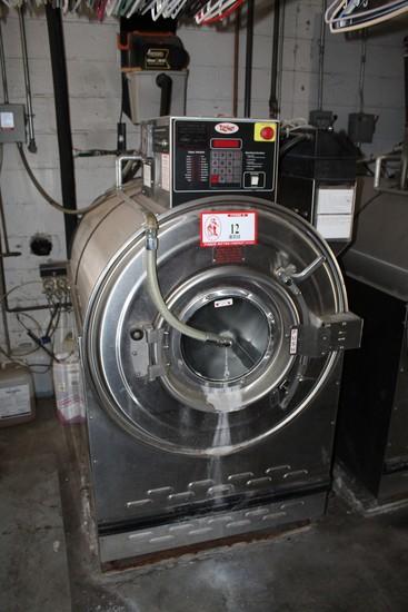 UniMac 60lb Stainless Steel Commercial Washing Machine Model UW60PVXU80001