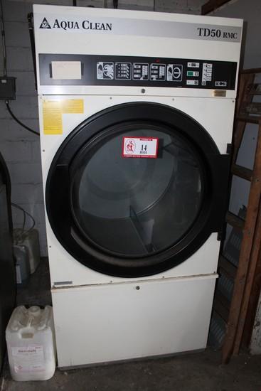Aqua Clean Model TD50 RMC Commercial Dryer