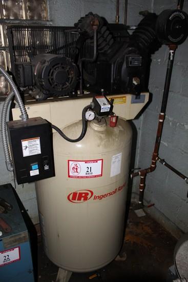Ingersoll Rand 5hp Vertical Air Compressor