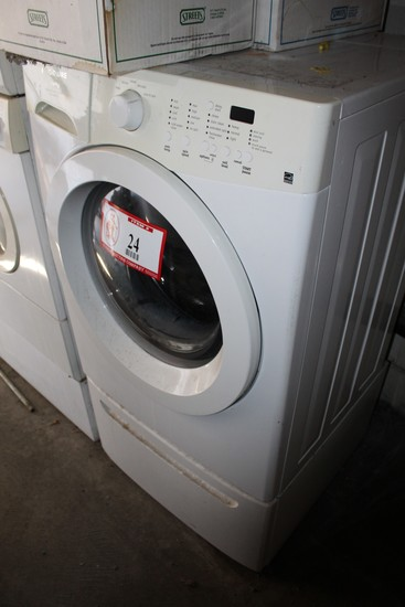 Frigidaire Infiniti Front Load Washer
