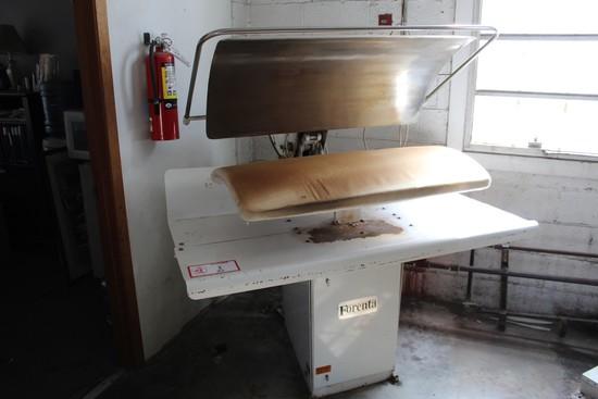 Forenta Model 4224VL Double Legger Steam Press