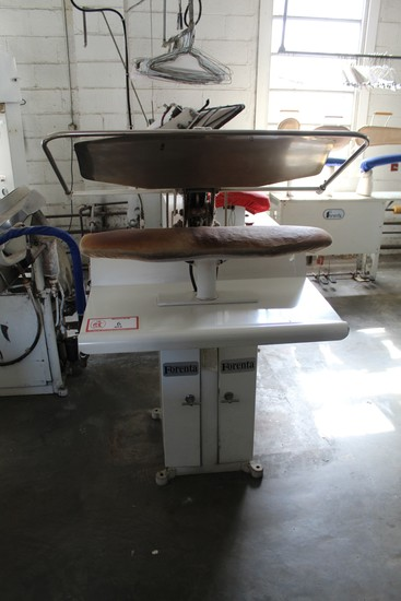 Forenta Model 3516VS Double Topper Press