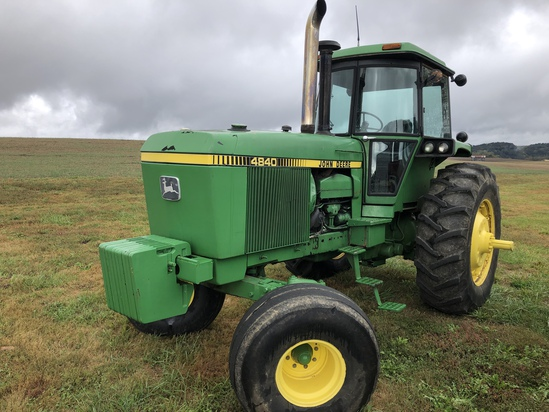 Absolute Auction Of Braunhurst Farms