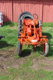 Allis Chalmers Cultivating Tractor (Spider) New Rear Tires
