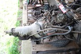 Small Block Chevy & Transmission