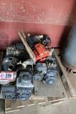 Contents of Pallet: Gas Engine Pumps - 2