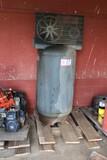 Charge Air Vertical Air Compressor