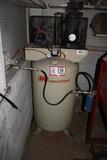 Ingersoll Rand 5hp Vertical Air Compressor, 230 Volt