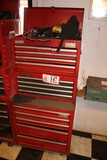 Stackable Craftsman Tool Boxes w/ Contents: Various Screw Drivers, Wrenches