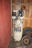 Ingersoll Rand 3hp Vertical Air Compressor